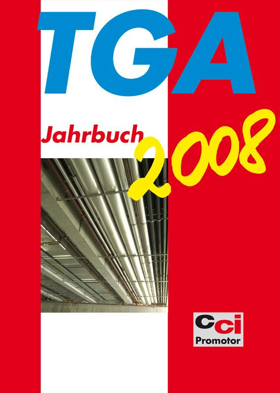 Das Jahrbuch der technischen Gebäudeausrüstung stellt die wichtigsten Brancheninformationen aus Lüftung Klima und Kälte im Jahr 2008 zusammen.