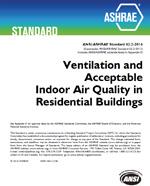 Lufttechnische Aspekte (freie und mechanische Lüftung) für kleinere und größere Wohngebäude mit mehr als vier Stockwerken.