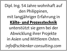 cci Zeitung Stellenmarkt Schlenker Consulting