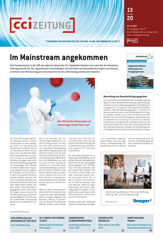 cci Zeitung Ausgabe 2020-13