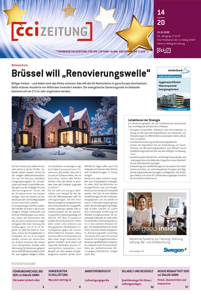 cci Zeitung Ausgabe 2020-14