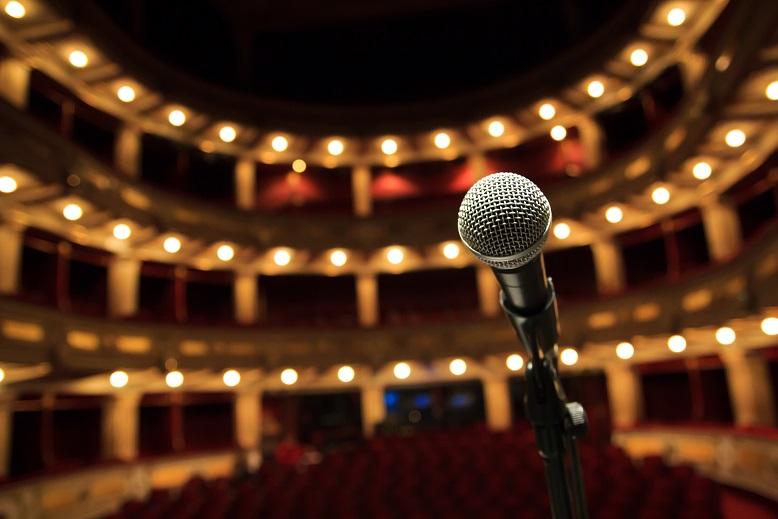 Konzertsaal Raumluftqualität