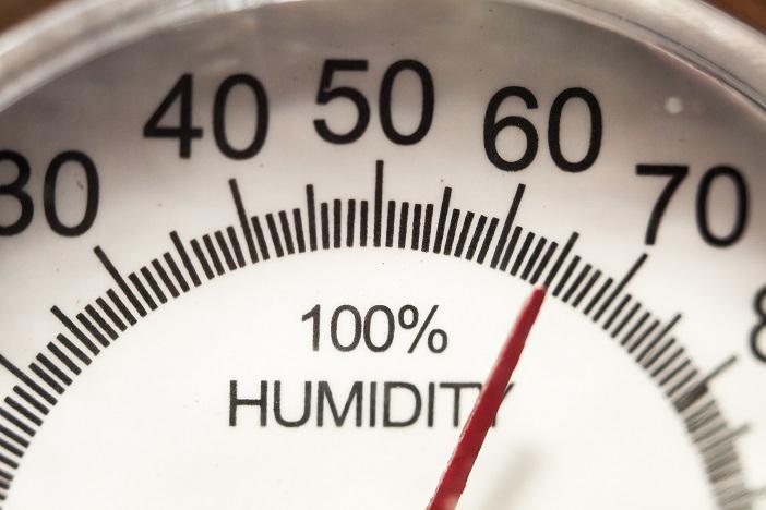Optimale Luftfeuchtigkeit 60 %