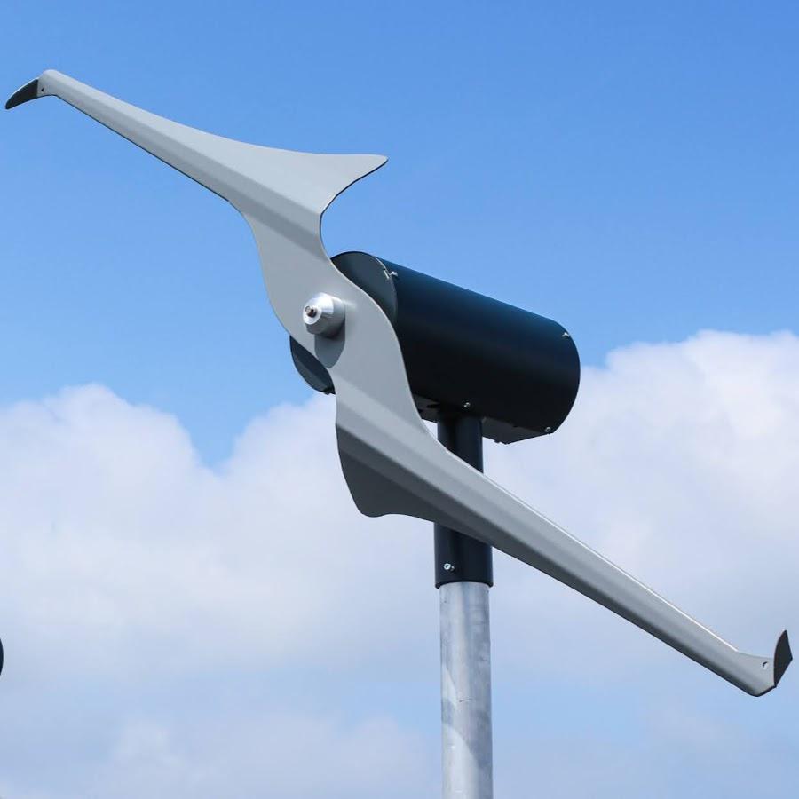 Mini-Windkraft-Anlage