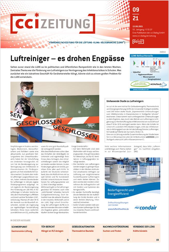 cci Zeitung 2021-09