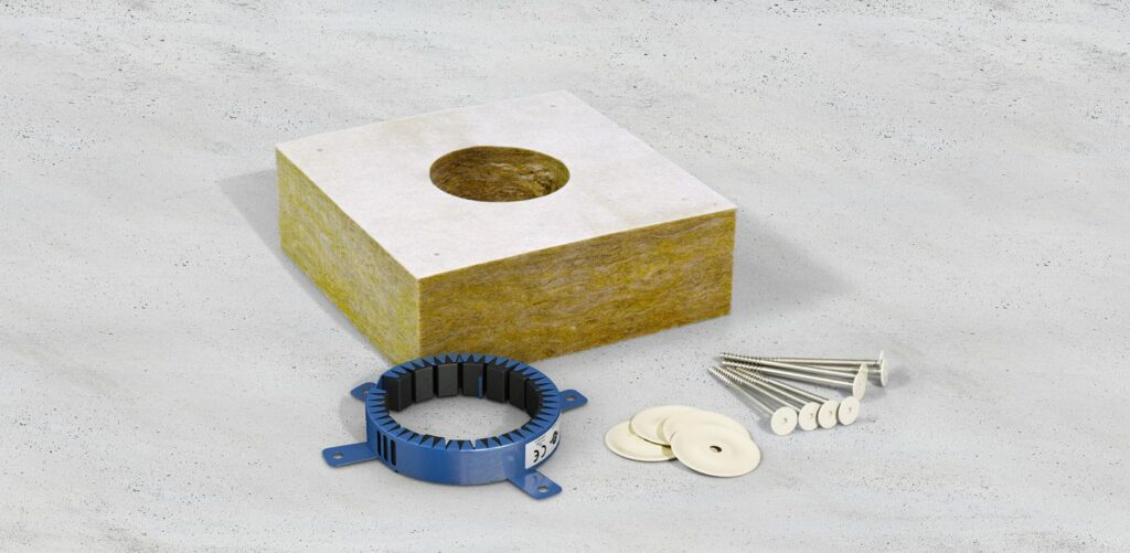 "Lieferumfang des ""Curaflam"" MiWo-Block (Abb. © Doyma GmbH)"