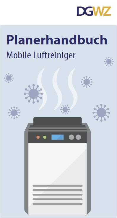 Broschüre mobile Luftreiniger